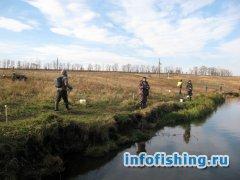 Открытый Кубок Белгородской области по ловле рыбы - 2010