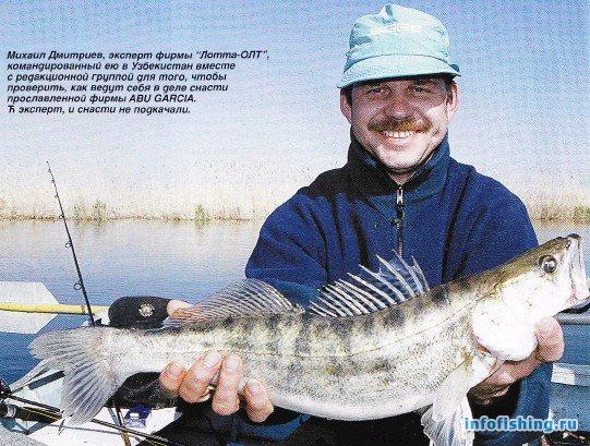 рыбалка узбекистан на сазана видео