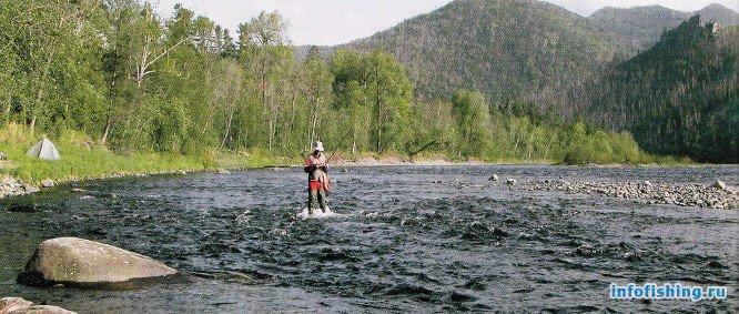 рыбалка хабаровского края